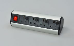 BNS1404 - 4 Power On Desk Power Hub